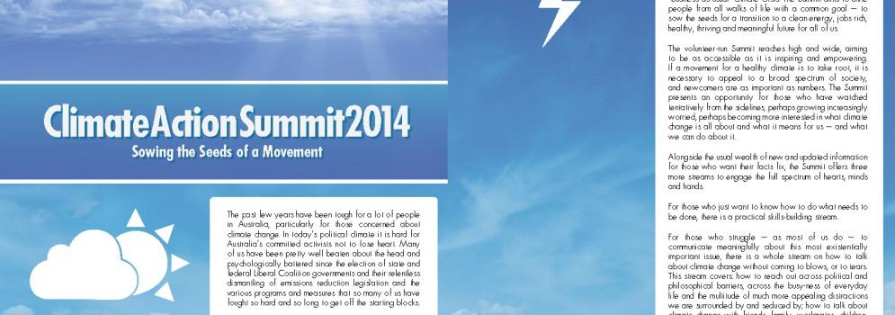 SHIFT-magazine #0004 - 5 - Climate Action Summit 2014